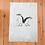 Thumbnail: TUMBLEWEED Little Blue Penguin Tea Towel