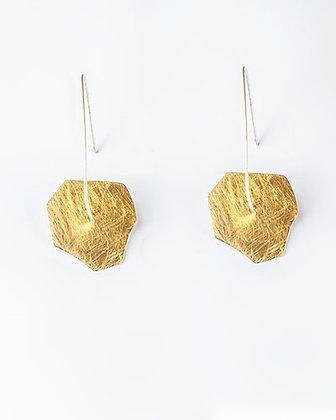 PELE Icoco Gold Earrings