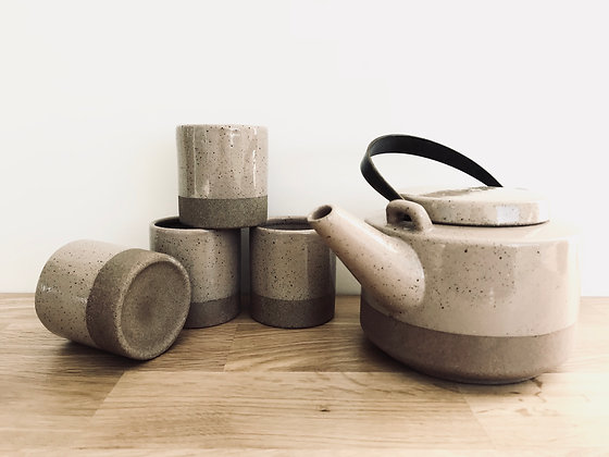 NED COLLECTIONS Bodega Tea Set