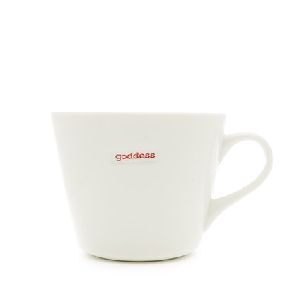 KBJ Goddess Bucket Mug