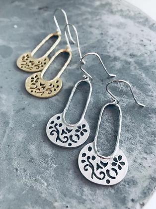 TWIGG Moroccan Drop Earrings