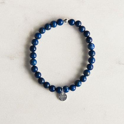 VANIA Lapis Lazuli Bracelet