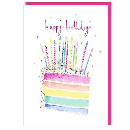 "EMKO ""Happy Birthday"" Card"