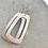 Thumbnail: TWIGG Lux Sunri Tangular Earrings