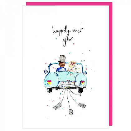 "EMKO ""Happily Ever After"" Card"