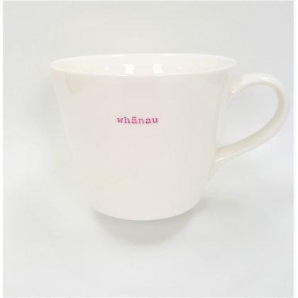 KBJ Whanau Bucket Mug