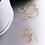 Thumbnail: TWIGG Crescent Moon Earrings