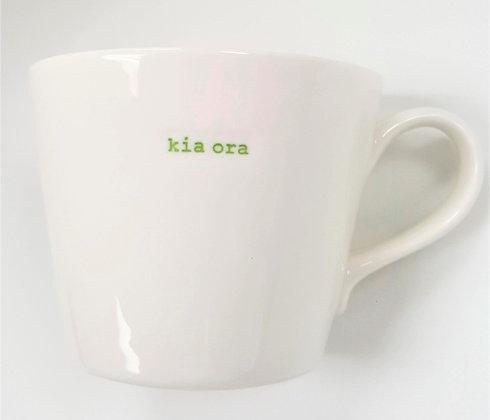 KBJ Kia Ora Bucket Mug
