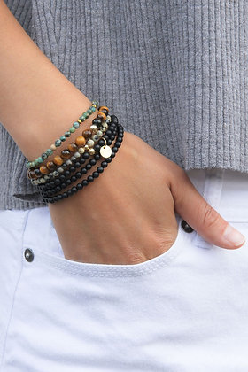 VANIA Onyx Bracelet