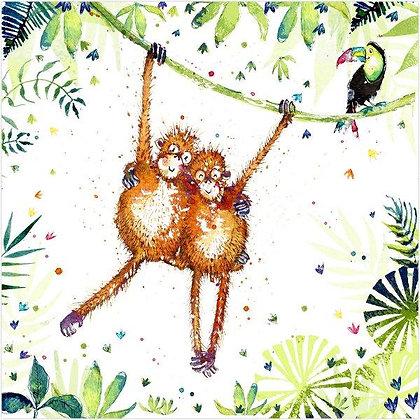 "EMKO ""Orangutan Friends"" Cards"