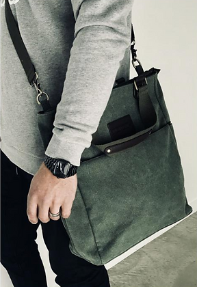 NED COLLECTIONS Huey Satchel