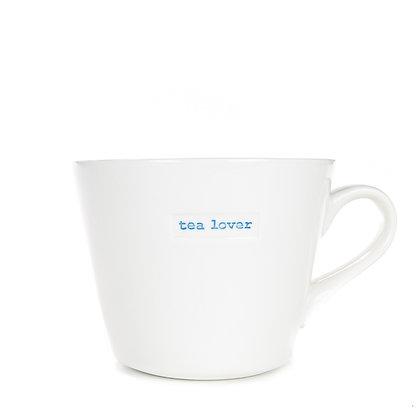 KBJ Tea Lover Bucket Mug