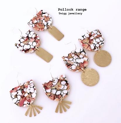 TWIGG Pollock Earrings