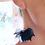 Thumbnail: TWIGG Betina Wing Earrings