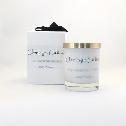 KASBAH Champagne Cocktail Soy Candle