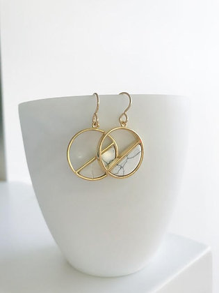 TWIGG Orbit Earrings