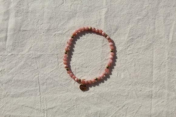 VANIA Pink Stardust Bracelet