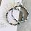 Thumbnail: TWIGG Tortoise Infinity Earrings
