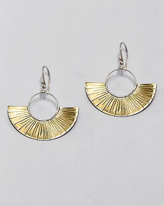 PELE Dangle Bay Earrings