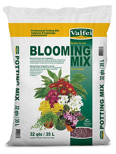 sac de substrat d`empotage blooming mix Valfei