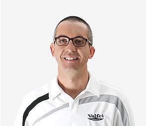 Valfei Sales Representative Antoine Plouffe