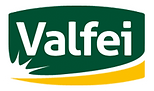 Valfei logo go to the top of the page button
