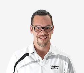 Valfei Sales Representative Yvan Marchesseault