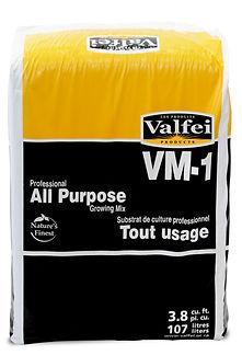 Valfei Growing Media All Purpose bag