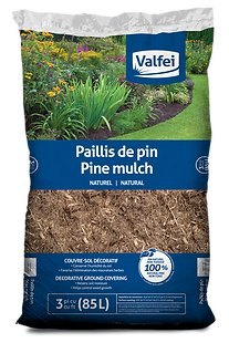 Valfei Pine Mulch bag