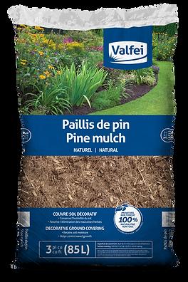 Valfei Pine Mulch bag