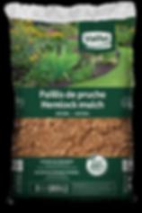 Valfei Hemlock mulch bag