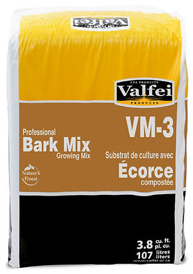 Valfei Growing Media Bark Mix bag