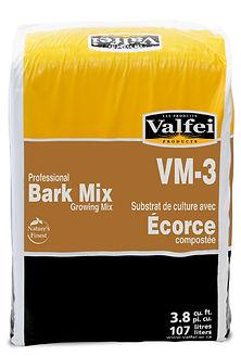 Valfei Growing Media Bark Mix bag