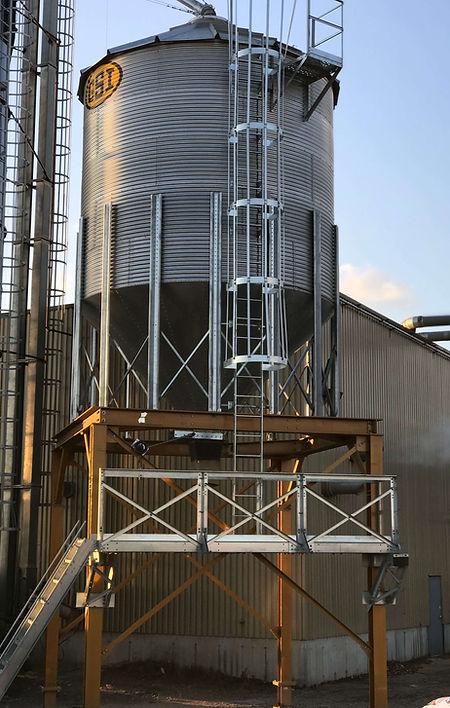 usine de granules de bois Valfei