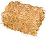 mini bale of straw