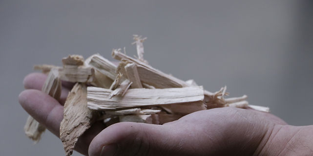 bois franc recyclée