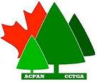 L`Association Canadienne des producteur d`arbre deNoël Logo