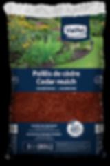 Valfei Red Cedar Mulch bag