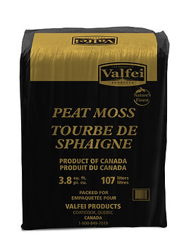 Valfei Professional Growers Peat Moss bag