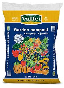 sac de compost à jardin Valfei