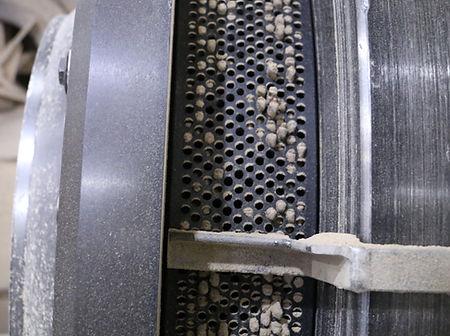 machine pour fabriqués les granules de bois