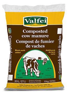 Valfei composted manure bag