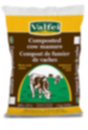 Valfei Composted Cow Manure bag