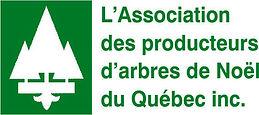 L`Association des producteurs d`arbres deNoël du Québec Inc. Logo
