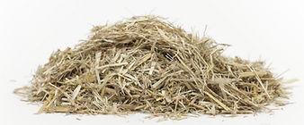 premium mulch hay