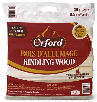 Valfei Kindling wood bag