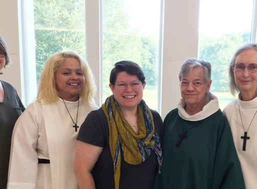 Another new Postulant for the Order of St. Helena
