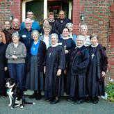 CAROA meeting at the Community of St. John Baptist