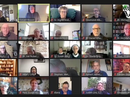 CAROA/NAECC gathering on Zoom - 2021