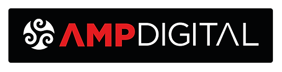 AMP DIGITAL Logo